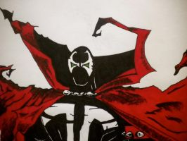 Spawn Color 02 by NemesisXIII