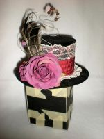 Rose Steampunk Tophat by StudioSandM