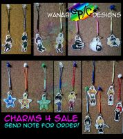CHARMS4SALE by anotherclichejrocker