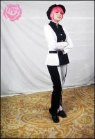 Utena Adolescence Movie Outfit Cosplay by SailorMappy