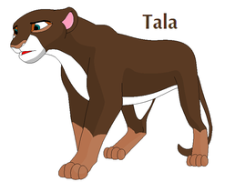 Tala ~ Female Breedable by Foreverloved525