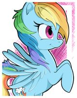 Rainbow Dash by MyToothless