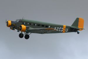 Junkers JU52/3M-4 by Daniel-Wales-Images