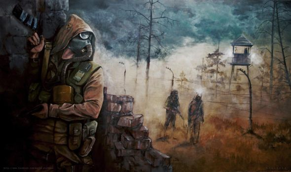 S.T.A.L.K.E.R _ A.R.T_(107) by WorldStalkers