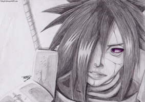 Madara Uchiha by TobeyD