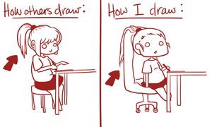 CS1: How I Draw... by YummiMookies