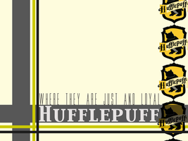 Hufflepuff by Grace-like-rainx
