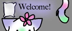 Welcome! by FluffyChickadees