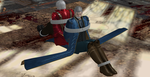 The day of the Three Wise Men: Dante and Vergil by WarlockFictioner