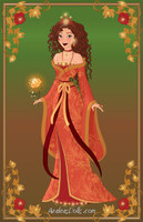 The Queen of Autumn by Arimus79