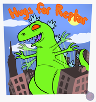 Hugs For Reptar by HeartStringsXIII