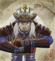 The first samurai by Norbert2009