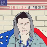 Hoodie Allen All American by PureDeluxe