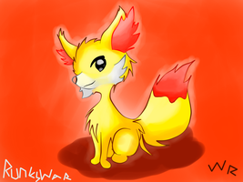 Fennekin by wineryul
