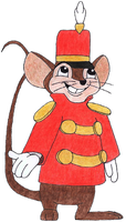 Timothy Q. Mouse by NightFever100