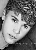 Justin Bieber by georginaflood