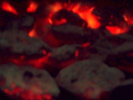 Coals in my Heart by invaderjanie