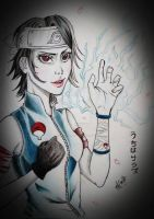 Sarada by red-lawliet95