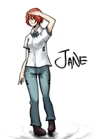 R-L: Jane by laniessa