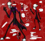 Blood Sport Reference by Critical-Error