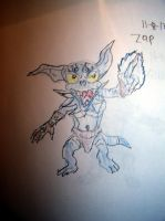 Overlord Minions: Elite Minion Zap by Vyel