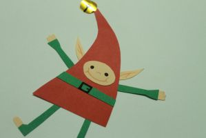 ROTG Elf Papercraft by anime-lover05