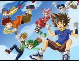 Digimon- Into the Digital World by Grim-Raider