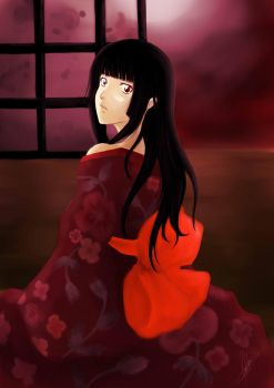 Hell girl by kisa11