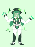 Gem Adoptable Auction: Aventurine by Ask-MusicPrincess3rd