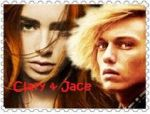 Jace+Clary Stamp by KittyCat33