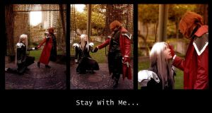 Stay With Me... by The-Winter-Cosplayer