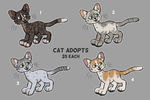 cat adopts $5 !!!!!!!!!!!! by gylfies