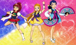 SoulSong Precure [HaCha OCs] by Jitsch