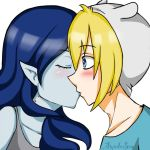Finnxmarcelinne kiss by veronica1134