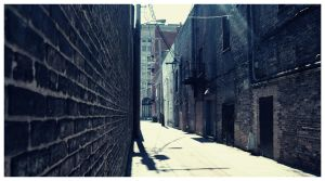 Alley Amuse by DavidJosephGall