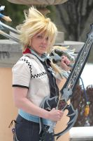 Roxas cosplay 9 by invader-gir
