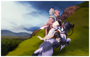 RoM: Endurance race by oxpecker