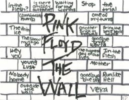 "Pink Floyd's ""The Wall"" part 2 by The1980sKunoichi"