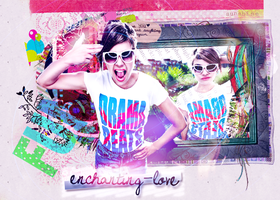 Nicole Anderson Edition Header by flurcee09
