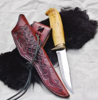 Knife Sheath by AlexOstacchini