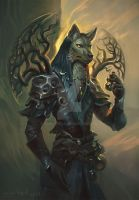 Mirmys the jackal, master of poisons by gugu-troll
