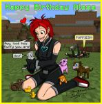 Happy Birthday Alesa by MidNight-Vixen