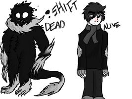 Shift 'ref' Alive And Dead by soundandscar