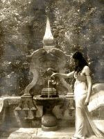 Goddess of the Fountain by avisynh