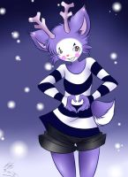 The Mime by DullVivid