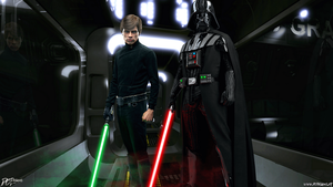 THE FORCE IS POWERFUL IN FAMILY by D-CDesigns