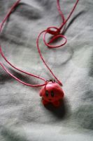 Kirby Necklace by icevalkyrie7