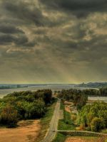 View of the Vistula by HeretyczkaA