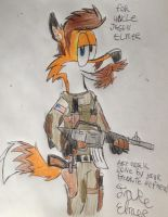 Proudly Served our Country by Fox-Jake