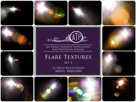 Flare Overlays/Texture SET 4 by AllThingsPrecious